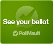 See your ballot at PollVault.com